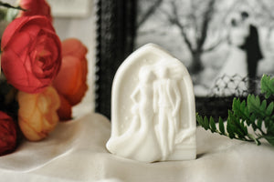 Bride and Groom Glycerin Soap