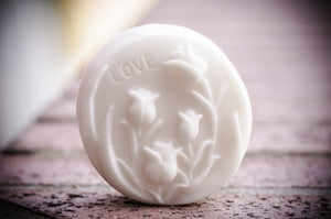 Tulip LOVE Glycerin Soap