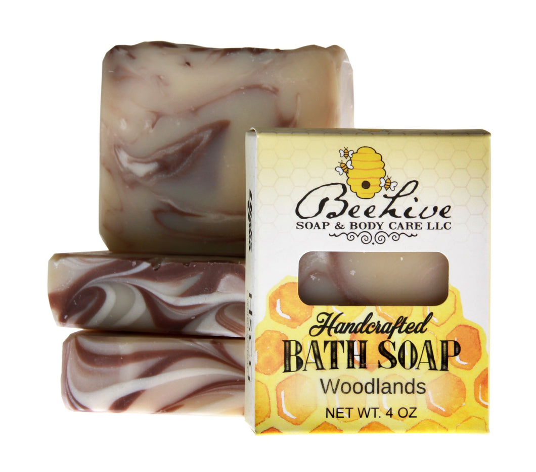 Woodlands Soap