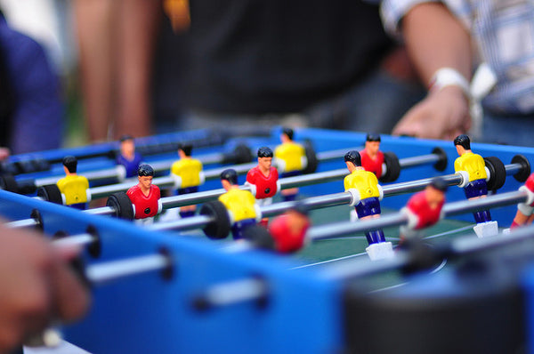 Game Room Shop Blog - Official Foosball Rules - How to Play Foosball