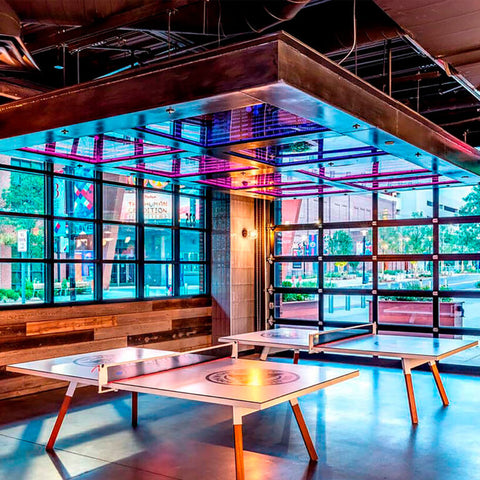 RS Barcelona You and Me Table Tennis - The Battery Sports&Social Bar