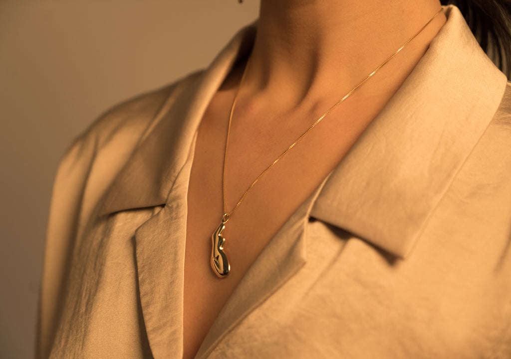 The Female Form Necklace | Made to Empower