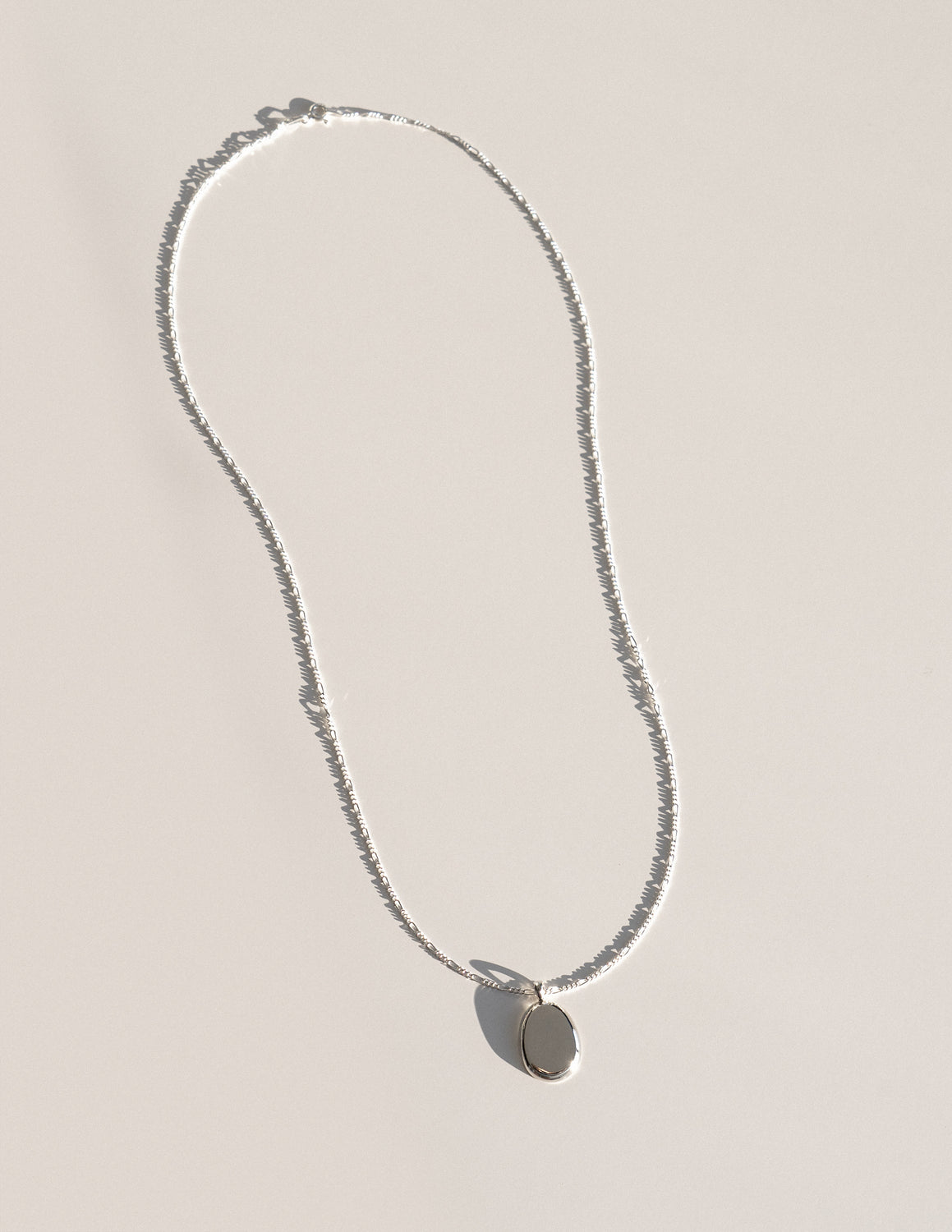 Minimalist Coin Necklace