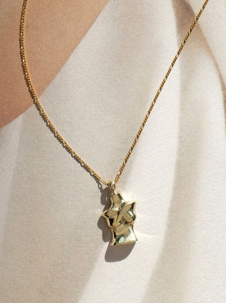 Venus Necklace in Gold