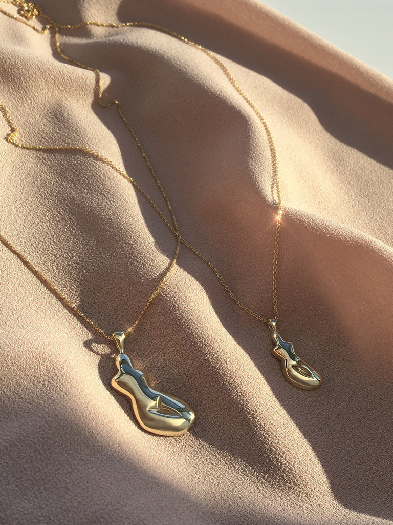 Female Form necklace