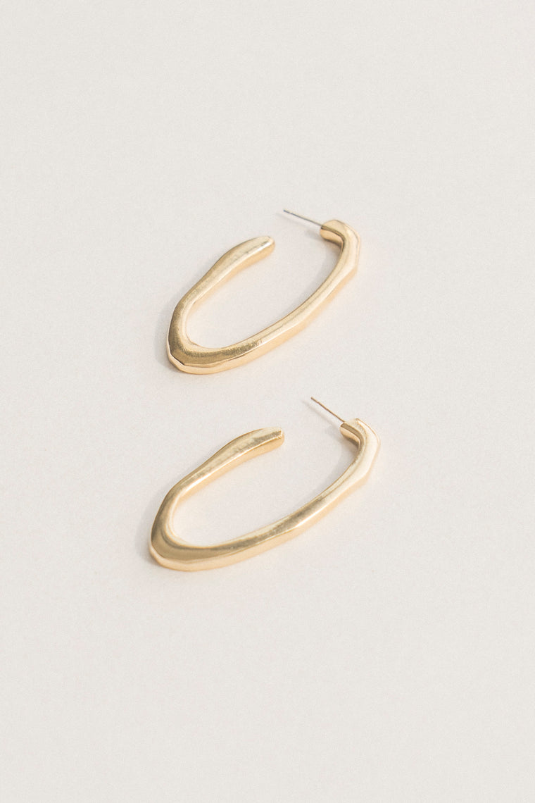 Georgia Hoop Earrings