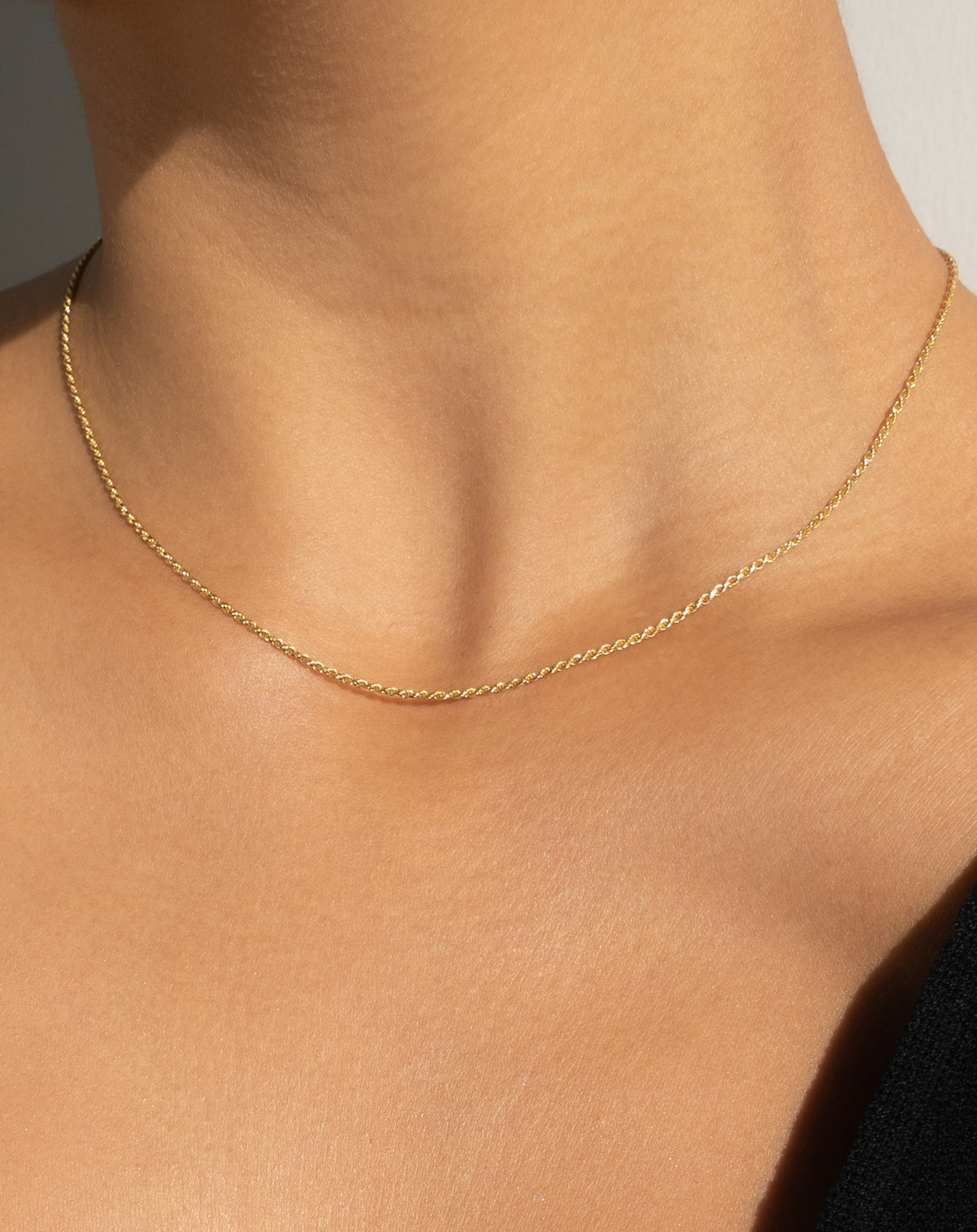 Gold Joi Rope Chain