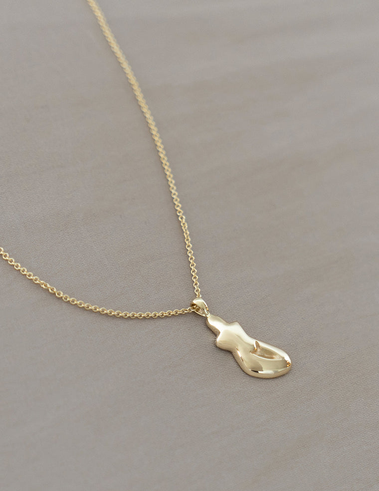Petite Form necklace