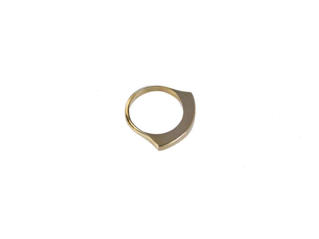Theia ring in Gold