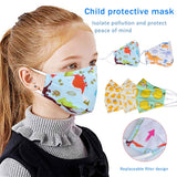 1/5pcs Breathable Childrens Mouth Mask Kids Anti-Pollution Mask Washable Anti Dust Smoke Anti-fog Face Masks Dropshipping