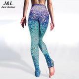 Ladies High Waist Mermaid Legging