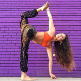 Ladies Gypsy Dancer Yoga/Tai Chi Pants