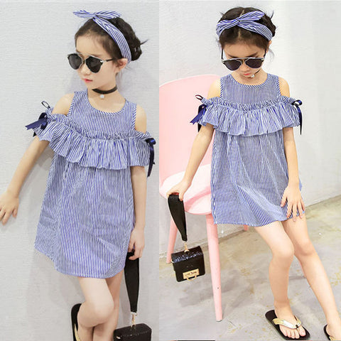 Rielle Summer Dress for Toddlers