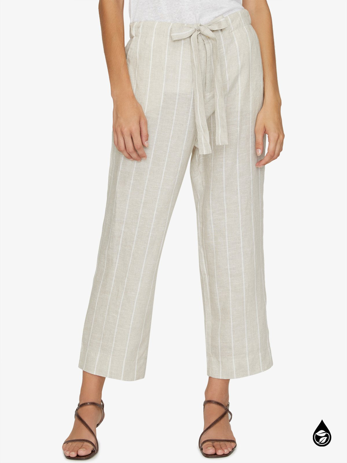 Sanctuary Shayne Pant Hampton Stripe