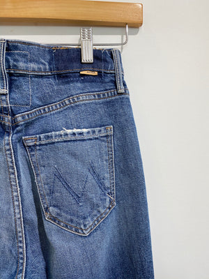 MOTHER Dazzler Denim