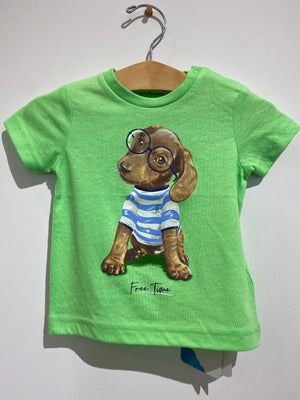 Mayoral Puppy Tee