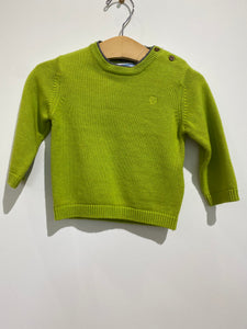 MAYORAL Green Sweater