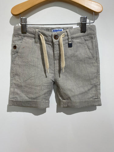 MAYORAL Stripped Shorts