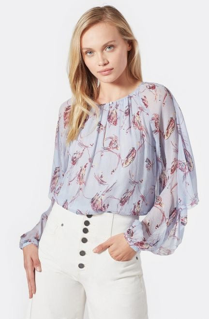 Joie Kriston B Silk Blouse