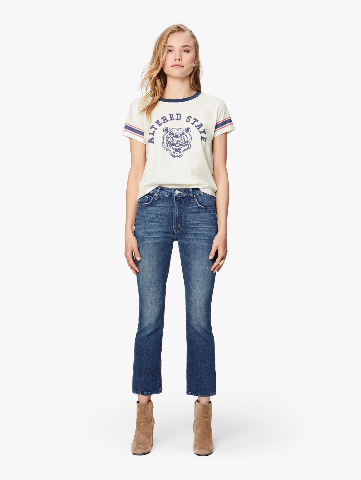 Mother Denim Tripper Gutter Jean