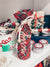 Festive Cloth Wine Bottle Holder