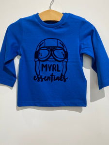 MAYORAL Blue Tee