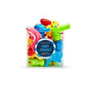 Aqua Animals Squirt Water Toy