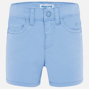 MAYORAL Spring Blue Shorts