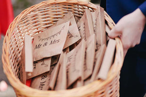 5 Simple Wedding Favors Your Guests Will Actually Want
