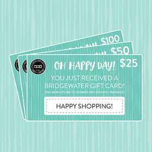 Bridgewater Candles Gift Cards