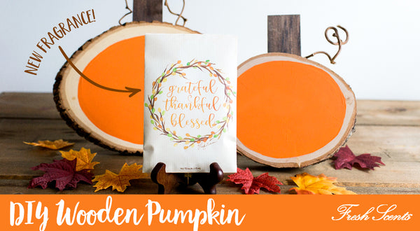 Easy Pumpkin Décor DIY for your Home