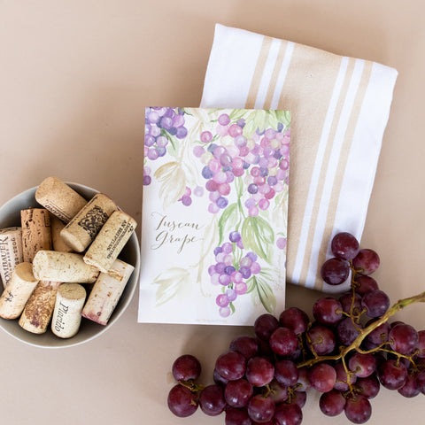 Fresh Scents Tuscan Grape Sachet