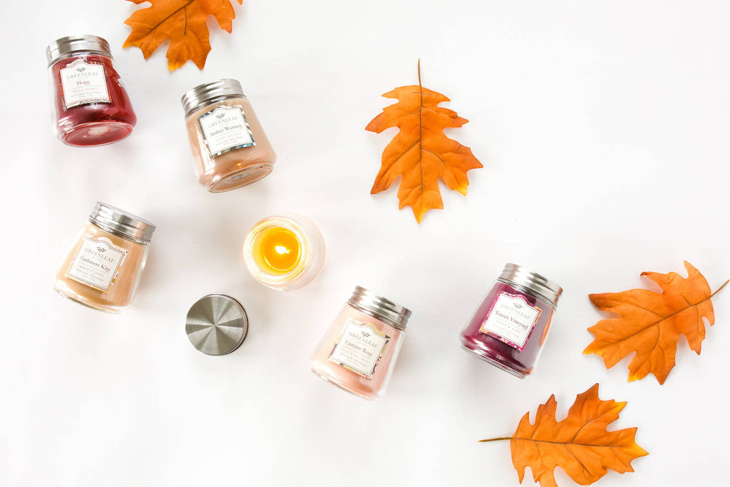 Fall Fragrances For a Cozy Home - fall scents