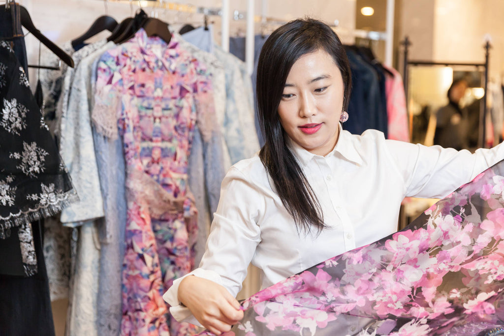 The Future of Fashion is Female | NYFW Interview with Yuna Yang