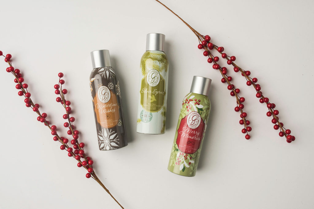 holiday room sprays