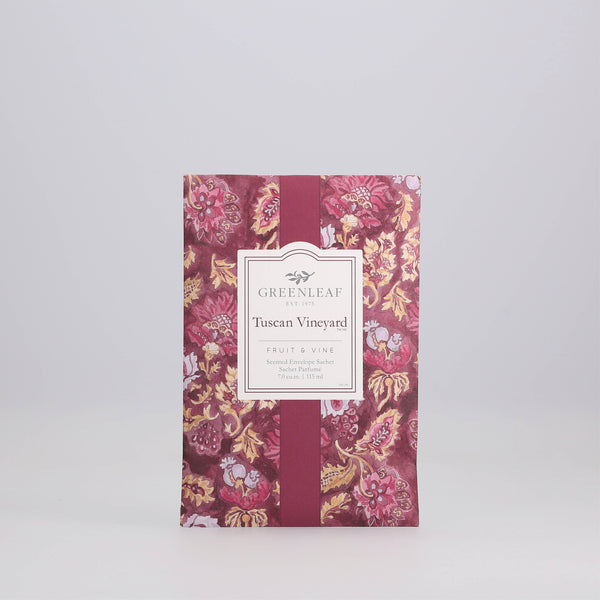 Tuscan Vineyard Large Sachet