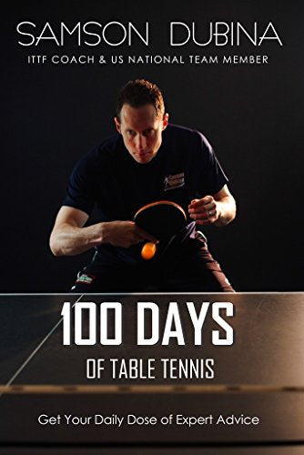 Astounding 100 Days Of Table Tennis Book Home Remodeling Inspirations Genioncuboardxyz