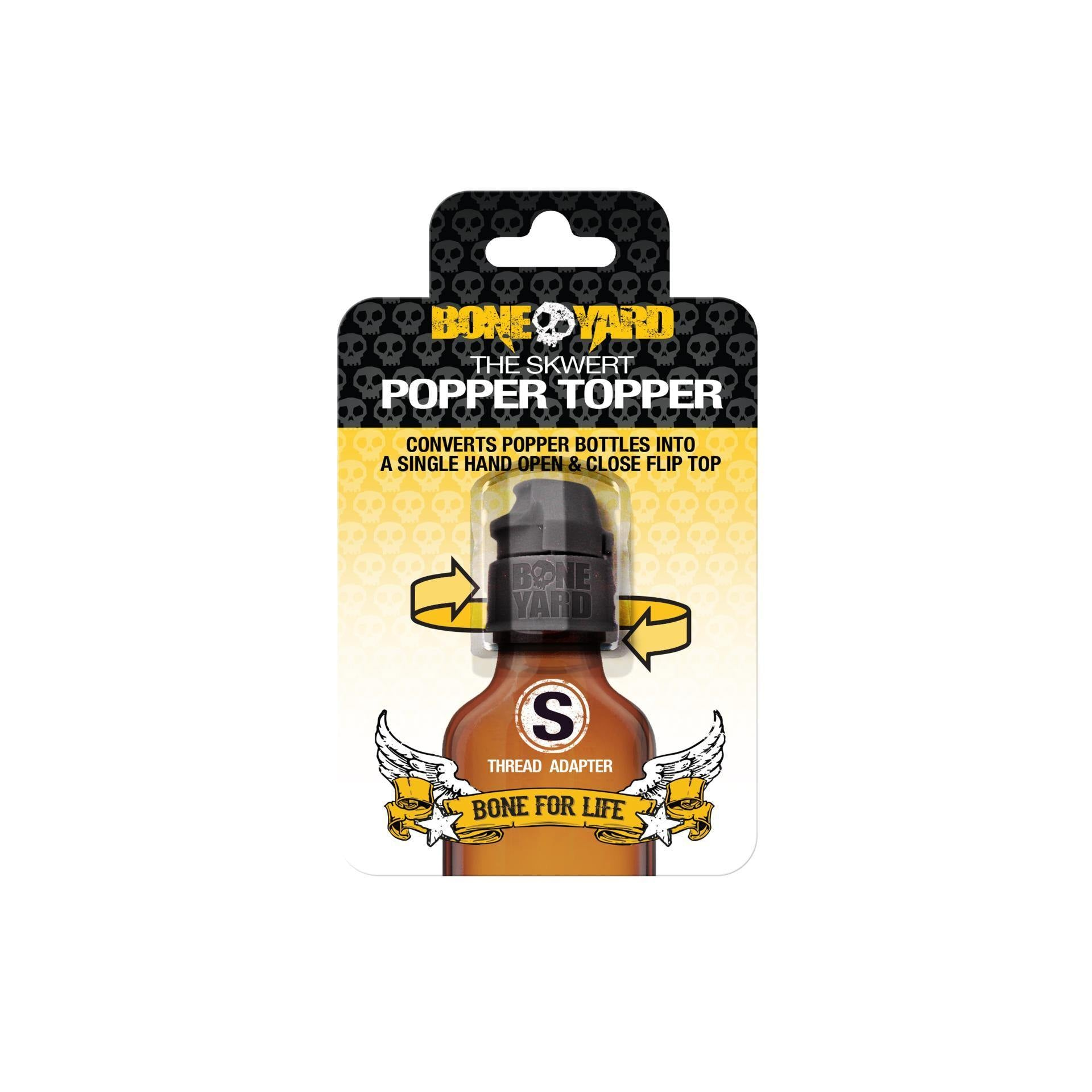 Skwert Popper Topper (small thread) - C1RB2B