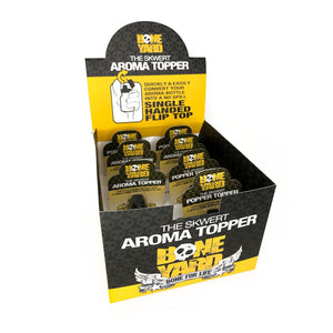 Skwert Aroma Topper POS Kit (6 large - 6 small) - C1RB2B
