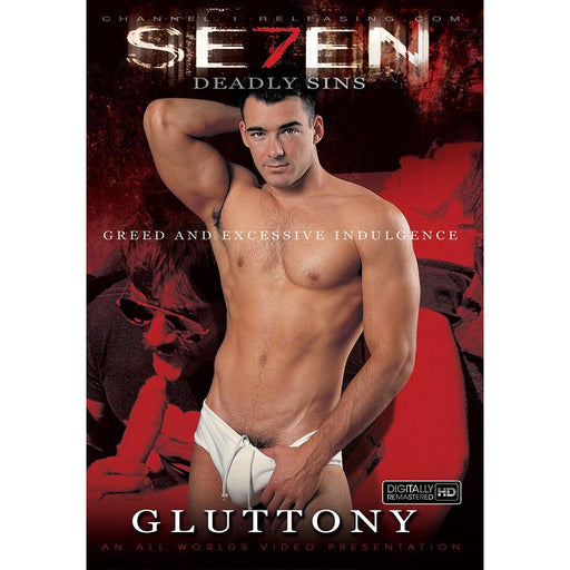 7 Deadly Sins Gluttony - Circus of Books