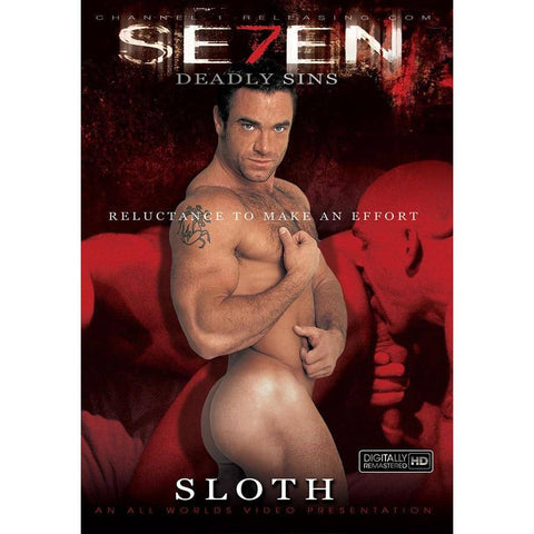 7 Deadly Sins Sloth - Circus of Books
