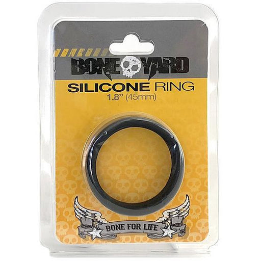 Boneyard Silicone Ring 45mm Black - C1RB2B