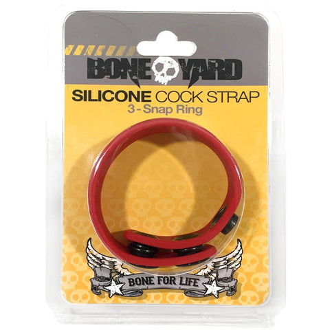 Cock Strap Red - C1RB2B