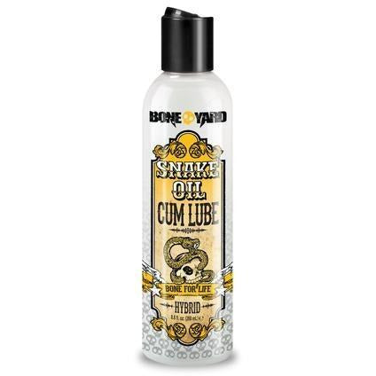 Snake Oil Cum Lube 8.8oz - C1RB2B