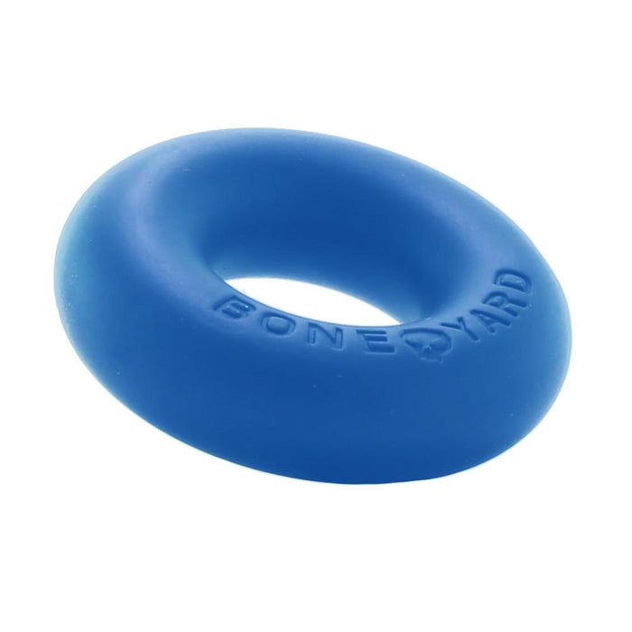 Ultimate Silicone Cock Ring Blue - C1RB2B