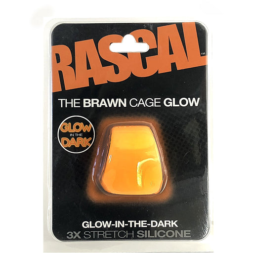 The Brawn Cage Glow Orange - C1RB2B