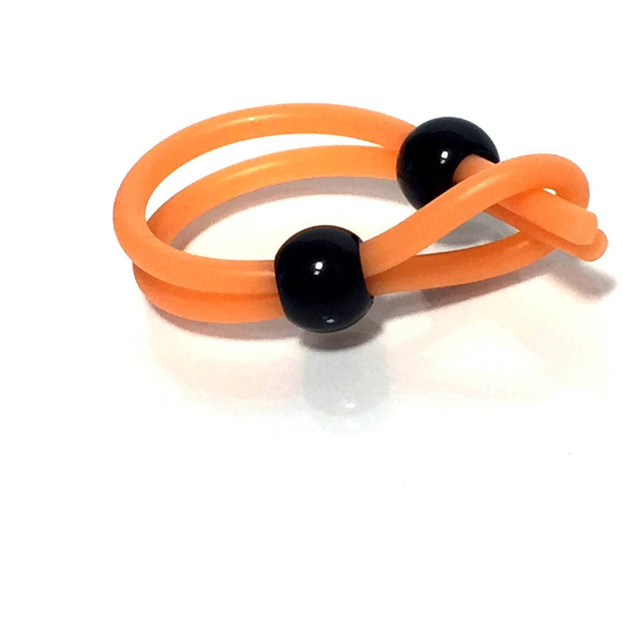 The Brawn Double Leash Glow Orange