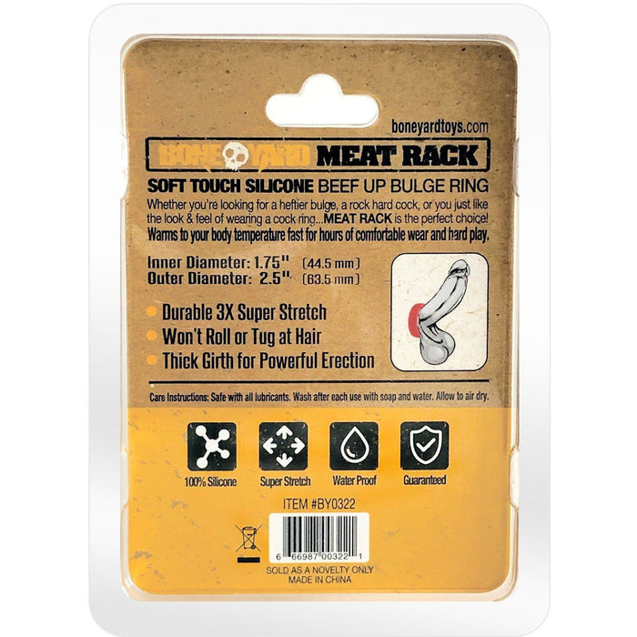 Meat Rack Red