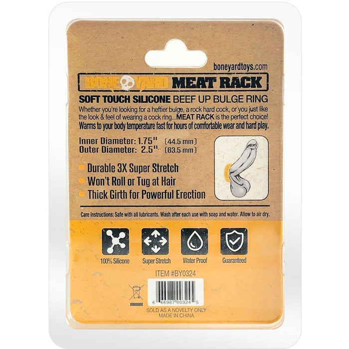 Meat Rack Yellow