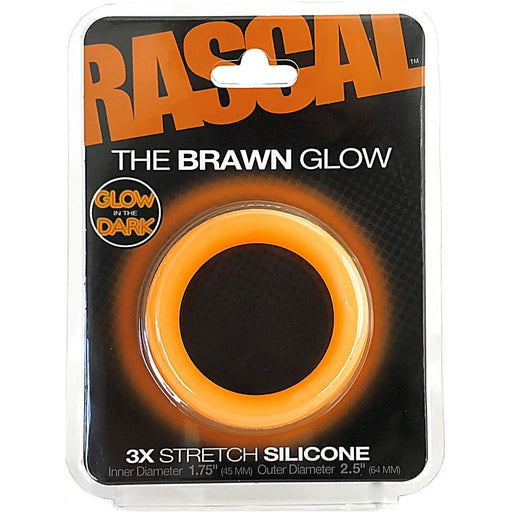 The Brawn Cockring Glow Orange - C1RB2B